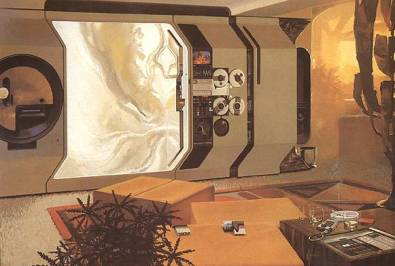 Syd Mead's 'Future House'